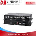 Oem precio bajo 1080p 3d, 2 y km km 20 fibra de modo único de transmisión hdmi opcional convertidor de audio óptico