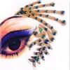 2014 Fashion crystal eye sticker