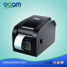 quality 1 color label printer bar code printer with competitive price for supermarket