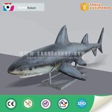 shark model animatronic animals for sale