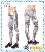 gym snake clothes Yoga pants running gym custom sublimation leggings