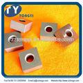 Mejor precio de tungsteno herramientas de corte de carburo y insertos de carburo para taladros, Insertos de carburo para mármol de alibaba de china