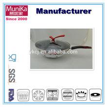 Chinese Induction Wok, Professional Carbon Steel fry pan & enamel wok pan made in china
