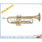 BB Key Trumpet