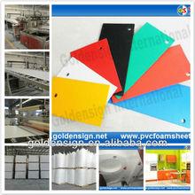 PVC Foam Sheet (SGS RoHS) (ISO9001:2000)