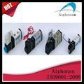 La serie 4v 24 voltios solenoide de la válvula, el control de la válvula de solenoide