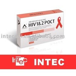 Rapid HIV POCT test kits