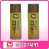 Gold Effect Spray Paint