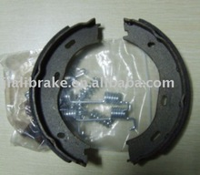 For mercedes benz brake shoe W123 1264200120 for mercedes benz spare parts of Guangzhou market