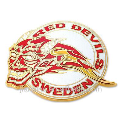 Custom Metal Car Badges Emblem