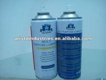 lubricate:Aristo Muti Purpose Lubricant