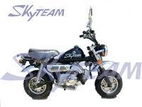 SKYTEAM 50cc 4 stroke monkey motorbike(EEC Approval)
