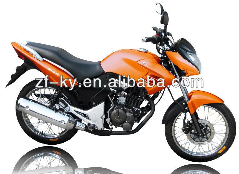 ZF150-21(VII) Chinese 150cc street bike Racing gas Motorcycle