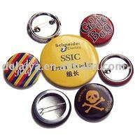 Tin badge botton shape