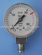 YJC-R-06 pressure gauge manometer
