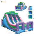 Muestras de juegos inflables de juguete y Slide-1002 súper salto comercial de la venta