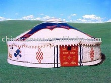 Mongolian traditional yurt tent yurt ger