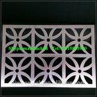 laser cut metal screens/laser cutting perforated mesh