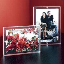 2012 hot sale acrylic digital photo frame
