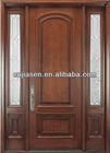 FSC cherry wood door