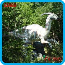 amusement park exhibition facility mechanical dinosaur