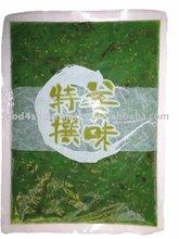 Congelado algas frescas
