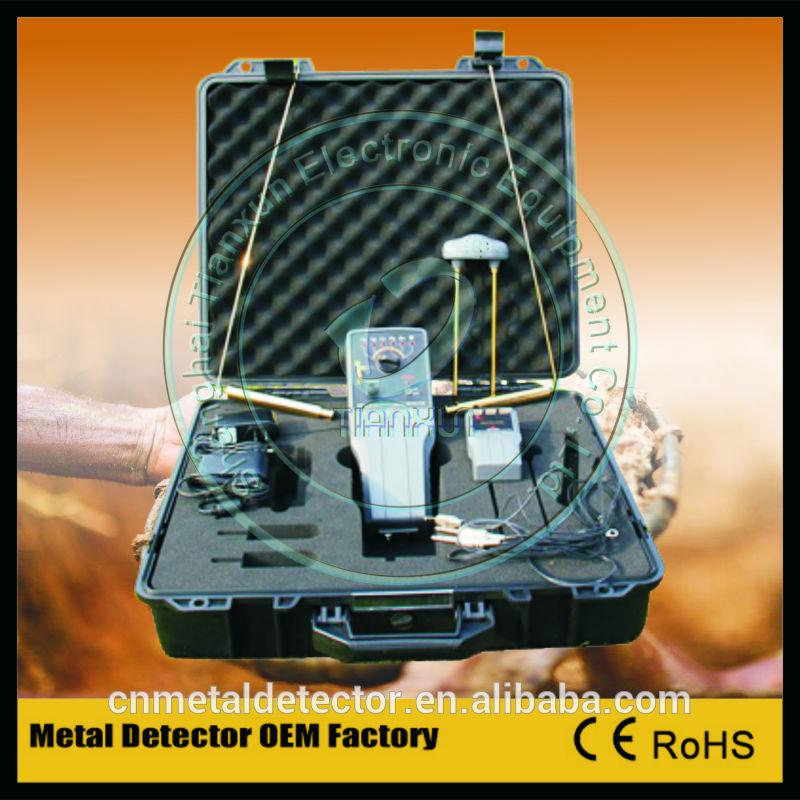 Raider-II Long Range Metal Detector Diamond Detector