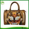 2014 Fashion custom PU leather women handbags