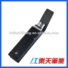 LT-B201 leather pen with leather pouch