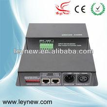 2015 Good quality LED Strip DMX RGB Controller