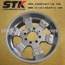 China Aluminum Alloy Casting Car Wheel