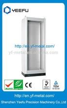 IP54 Glass door electric control cabinet