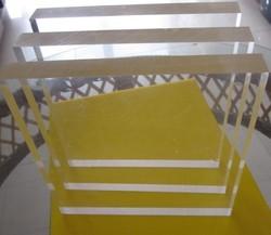 clear plexiglass PMMA sheet