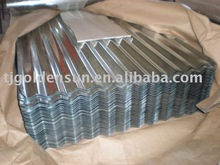 Corrugated steel sheet-- Roofing Sheet.