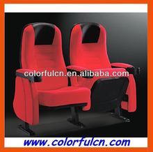 Top Quality Popular High Back Push Back Cinema Chair Cinema Seating Cinema Seat YA-98