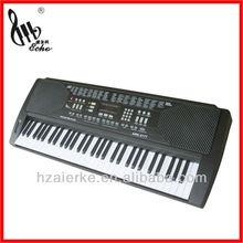 61 key electronic keyboard LED