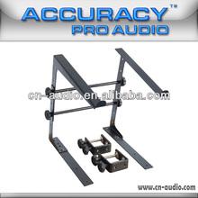 The cheap portable metal adjustable laptop stand DJS001