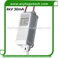 Circuito aperto/sopra protezione contro il calore 4kv 30ma 40 khz standard ce trasformatore al neon