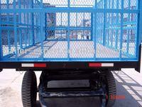 5t cotton trailer,high hurdle trailer,farm trailer