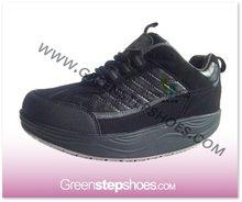 Black Health Athletc Trainer's sneaker