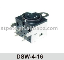 Din Terminal S Terminal DSW-4-16 DSW Terminal made in china