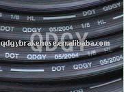 Auto brake hose assembly 1/8