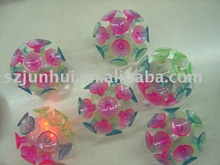 flashing suction cup ball