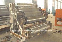 corrugated cardboard making machine/ single facer machine