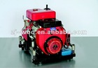 BJ-15G Light weight portable fire fighting pump equipped with 2V78F gasoline engine