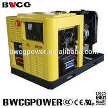 10kw/12kva 50HZ Semi Open Diesel Generator set with CE&ISO