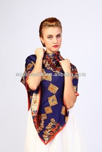 New Fashion Printed Scarves Silk