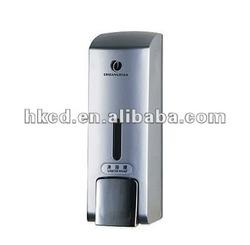 Liquid Manual single soap dispenser 300ml,hotel,family or public places