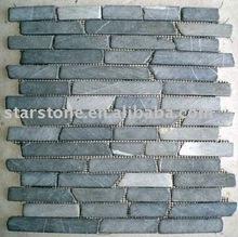 rough granite wall clabbing