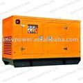 Generador diesel de energía